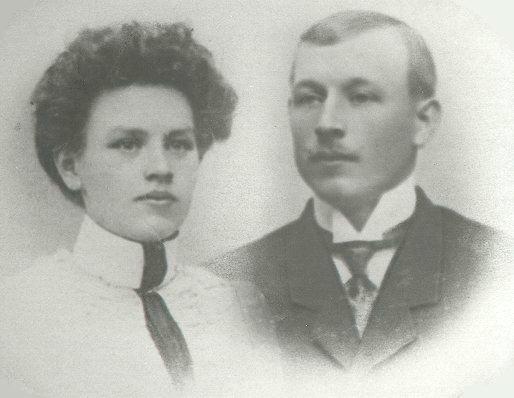 AnnaPaulina och Walfrid - montage