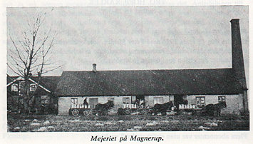 Mejeriet på Magnerup